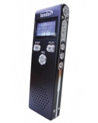 رکوردرLANDER LD-74 Voice Recorder- دستگاه ضبط صوت خبرنگاری لندر