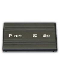 باکس هارد 2.5 اینچی Pnet USB2.0