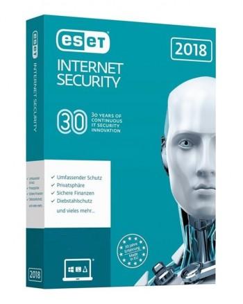دانلود لایسنس آنتی ویروس اورجینال ESET 2018 INTERNET SECURITY